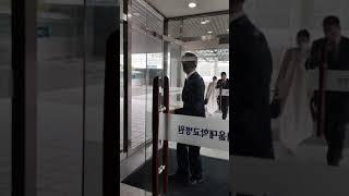 구본무 회장 빈소 도착한 장남 구광모 LG전자 상무/안상희 기자 | Kholo.pk