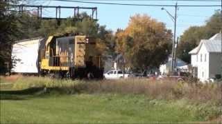 preview picture of video 'Ex-Santa Fe, MAW, Napoleon Ohio'