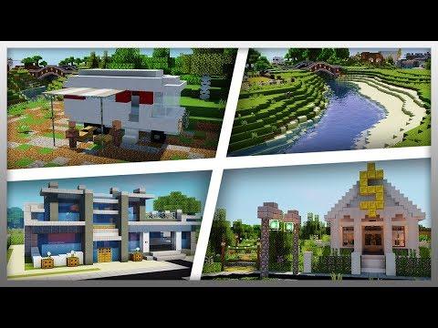 Mrcrayfish S Town Replica Vanilla Minecraft Edition Minecraft