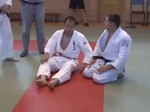 Дзюдо техника и методика Кашивазаки 2  / 2 видео