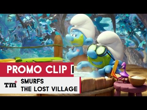 Smurfs: The Lost Village (Promo Clip 'Join Forces')