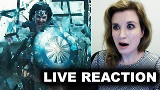 Wonder Woman Trailer 2 Reaction