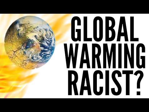 GLOBAL WARMING is RACIST! - Black Lives Matter vs Air