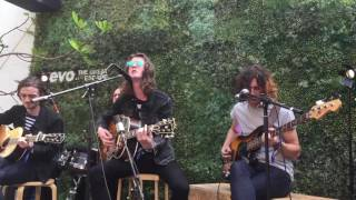 Blossoms   Getaway (Acoustic)   Live @ Vevo For The Great Escape 200516
