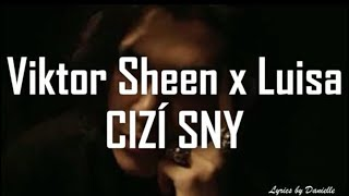 CIZÍ SNY Viktor Sheen X Luisa Text
