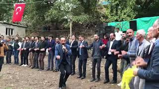 Tivorlu İsmail, Kaymakam Pendik'i kırmayarak Mehmetçik için show yaptı