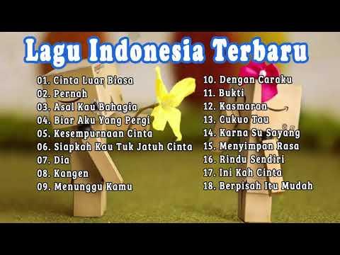 Top Lagu Pop Indonesia Terbaru 2019 Hits Pilihan Terbaik+enak Didengar Waktu Kerja