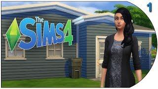 The Sims 4 - S01E01 - Aamantha Potatoface