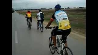 preview picture of video 'VTT Annaba ( CycloBone ) Randonnée à vélo'