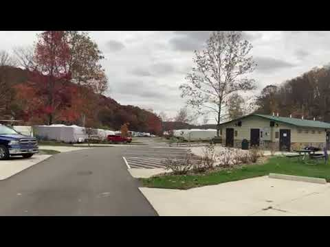 Video Of Piedmont Marina Mill Lake & Campground, OH