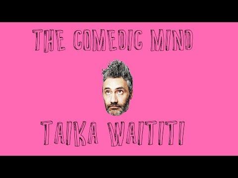 The Comedic Mind of Taika Waititi