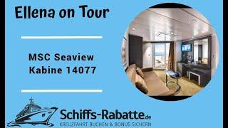 MSC Seaview - Kabinenrundgang 14077