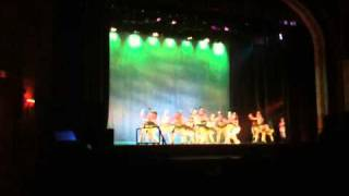 "Dance Recital Routine: ""Saga"" by Basement Jaxx"