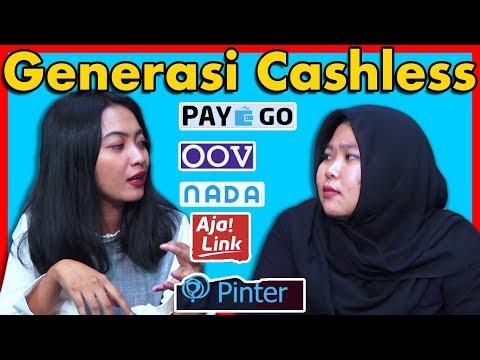Bincang Generasi Cashless..Pilih yang mana?   Vanessa & Clementine