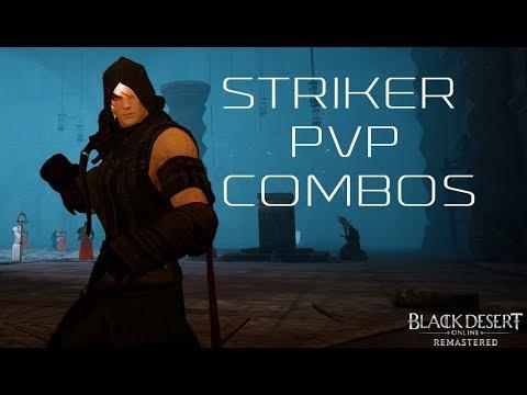 Striker PVP Guide (Part 4) - Combos - Thủ thuật máy tính