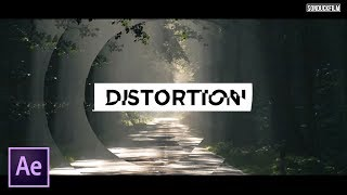 Create a Distortion Promo | After Effects Tutorial