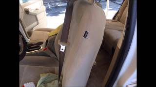 preview picture of video 'Interior Auto Detail before and after pics by Auto Detail Kings Aiea, HI 96701'