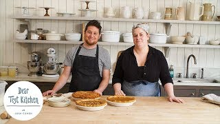 How To Make The Best Pie Crust with Erin McDowell | Dear Test Kitchen