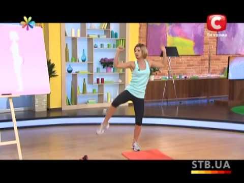 Скачать видео упражнений быстрого похудения