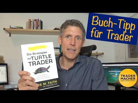 Mein Buch-Tipp für Trader - Die Strategien der Turtle Trader