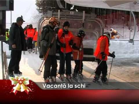 Vacanţă la schi