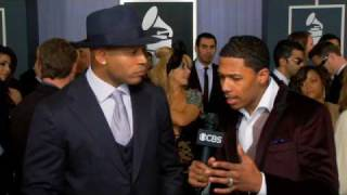LL Cool J interview red carpet au G.Awards 2010