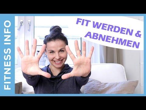 Die Trainings 3 Male in der Woche auf alle Gruppen der Muskeln für die Abmagerung