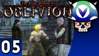 [Vinesauce] Joel   The Elder Scrolls IV: Oblivion ( Part 5 )