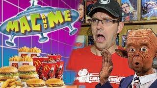 McDonald's Rip Off E.T. Movie: MAC AND ME - Rental Reviews