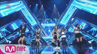 [Produce 101] Girls' shocking transformation! – Group 2 2NE1 ♬FIRE EP.03 20160205