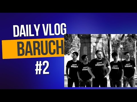 #2 Daily vlog - Banda Baruch em Apiuna