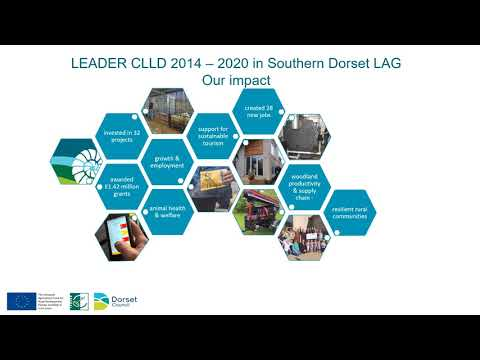Southern Dorset Local Action Group Summary 2014 to 2020