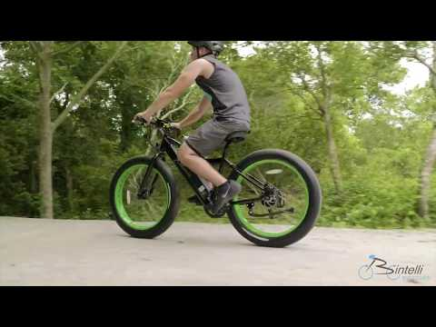 Bintelli  M1 Fat Tire Electric Bicycle in Forest Lake, Minnesota - Video 1