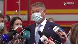 Iohannis, despre prelungirea stării de alertă: Felul în care a procedat Guvernul - corect, legal şi oportun