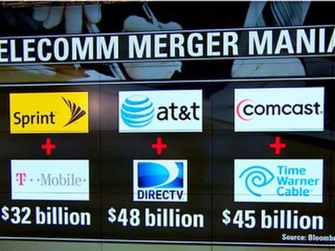 Sprint, T-Mobile merger would create telecom giant
