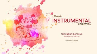 Disney Instrumental ǀ Neverland Orchestra - The Unbirthday Song