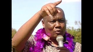 NEWS JUST IN: Busia Governor Sospeter Ojaamong responds to DPP Haji's orders to prosecute him