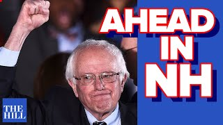 SHOCK POLL: Sanders takes a double digit lead in New Hampshire