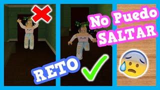 *RETO* NO Puedo SALTAR En PIGGY    ROBLOX    Valen Latina