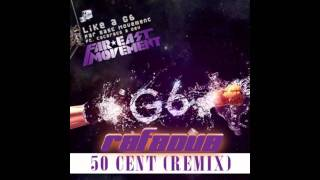 50 Cent Ft.Far East Movement - Like A G6 (Remix) (Letra/Lyric) (HD)