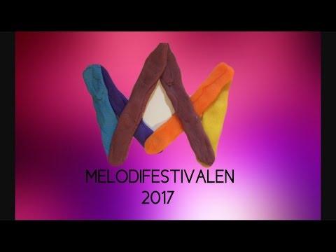 Melodifestivalen 2017 i Lera (PARODI)