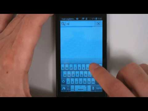 Huawei Ascend Y550 unboxing and hands-on