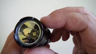 NiteCore MH20 : Lampe Torche Surpuissante Et Miniature !