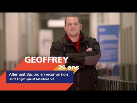 Video #AlternanceEDF - Découvrez Geoffrey, alternant en maintenance