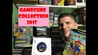 Nintendo GameCube Collection 2017!