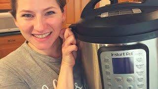 Instant Pot Unboxing || Instant Pot 8 Quart Duo Plus 80