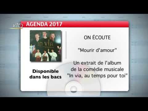 Agenda du 22 décembre 2017