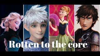 Rotten to the Core - Non/Disney
