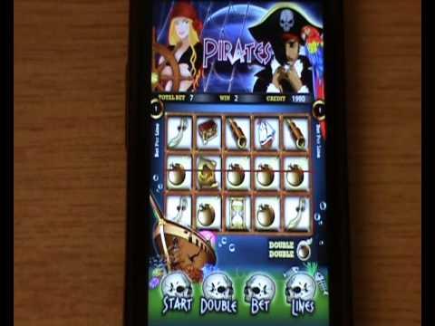 Video of Pirate Slot Machine HD