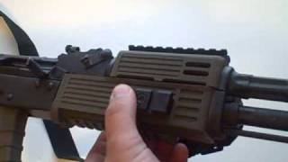 TAPCO INTRAFUSE - AFTERMARKET AKM UPPER AND LOWER HANDGUARD